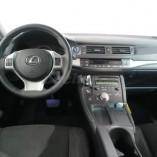 LEXUS CT 200h Hybrid Drive interior